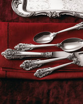 Wallace 5-Piece Grande Baroque Flatware Place Setting
