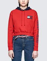 Tommy Jeans 90s TJW 90s Contrast Crop Hd Hknit W9