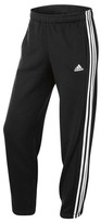 adidas Men's 3 Stripe Fleece Pants