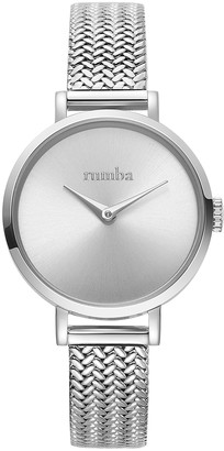 RumbaTime Hudson Weave Watch
