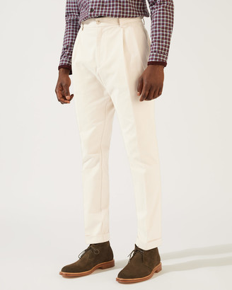 Jigsaw Munro Pleated Chino