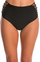 MinkPink Dark Horse High Waist Bikini Bottom 8146698