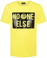 Diesel Boys Yellow No-One Else Taduc Top
