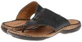 Lassen Breann (Black) - Footwear