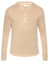 Solid & Striped The Henley long-sleeved T-shirt