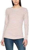 Fat Face Women's Organic Cotton Breton T-Shirt,8 (Manufacturer Size:8)