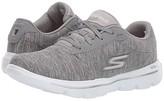 Skechers Performance Performance Go Walk Evolution Ultra - 15756 (Gray) Women's Shoes