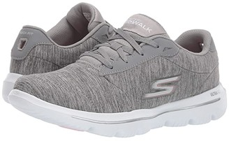 Skechers Performance Performance Go Walk Evolution Ultra - 15756 (Gray) Women's Shoes