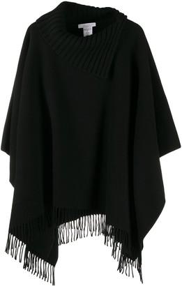 Fabiana Filippi Asymmetric Fringed-Hem Sweater
