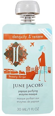 June Jacobs Papaya Purifying Enzyme On-the-Go Masque