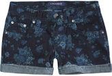 Vigoss Floral Girls Denim Shorts