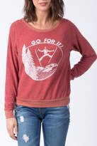 Sol Angeles Ski Pullover Sweatshirt