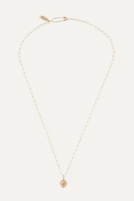 Loren Stewart Catalina 14-karat Gold Necklace