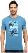 Life is Good Go Places Jake Overlay Cool Tee