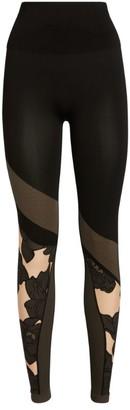 Wolford Dakota Floral Leggings