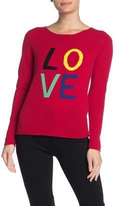 Kier & J Love Cashmere Pullover Sweater