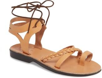 Jerusalem Sandals Ramah Wraparound Sandal