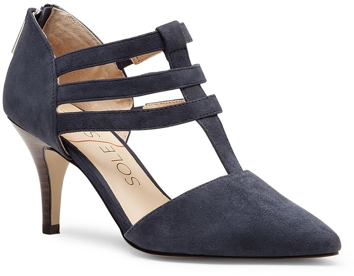 Sole Society Mallory t-strap heel
