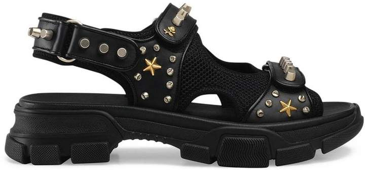 Gucci Sandal with studs