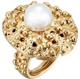 Oscar de la Renta Urchin Pearl Ring Ring