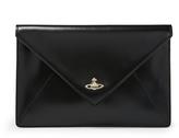 Vivienne Westwood Private Pouch 52040005 Black 16cm x 25cm x 1.5cm