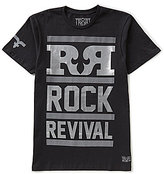 Rock Revival Reflective and Foil Banner Tee