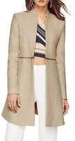 BCBGMAXAZRIA Arelia Canvas Coat