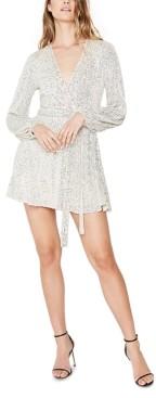 Bardot Sequin Bellissa A-Line Dress
