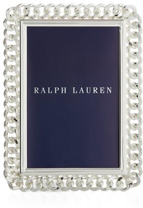 Ralph Lauren Blake Silver-Plated Frame