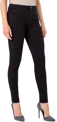 Liverpool Gia Glider Pull-On Skinny Jeans