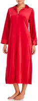 Jones New York Regal Nights Velour Long Zip Robe