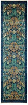 "Solo Rugs Arts and Crafts Runner Rug, 2'7"" x 9'8"""
