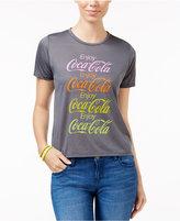 Mighty Fine Juniors' Coca-Cola Graphic T-Shirt