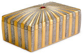 L'OBJET NEW Voyage d'Or 10th Anniversary Rectangular Box