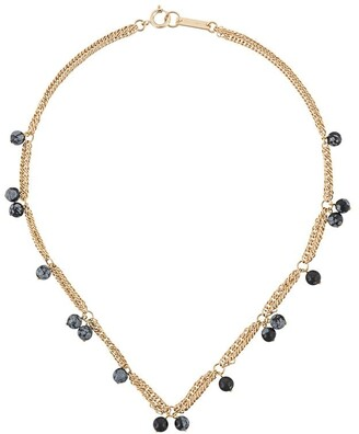 Isabel Marant Cluster Charm Necklace