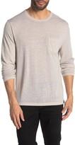 Lucky Brand VBO Chest Pocket Long Sleeve T-Shirt