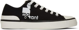 Isabel Marant Black Binkoo Sneakers