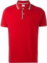 Peuterey contrast stripe polo shirt - men - Cotton - L