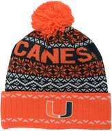 Top of the World Miami Hurricanes Sprinkle Knit Hat