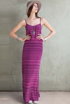 Flynn Skye Slip Maxi in Purple Ziggy