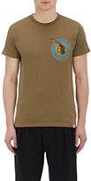 Visvim Men's Emblem T-Shirt-GREEN