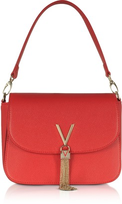 Divina Lizard Embossed Eco Leather Top Handle Bag