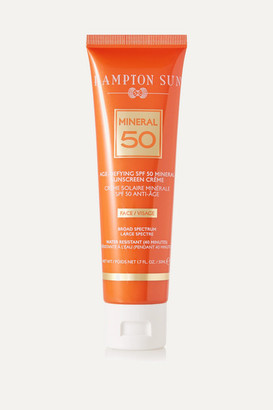 Hampton Sun Spf50 Age Defying Mineral For Face, 50ml