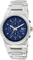 Kenneth Cole New York Kenneth Cole Men's KC9002 Silver Stainless-Steel Quartz Watch with Dial
