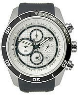 HUGO BOSS Black Collection Silver-Tone Dial Men's Watch
