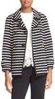 Kate Spade Stripe Jacket