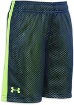 Under Armour Boys' Mesh Performance Shorts - Little Kid