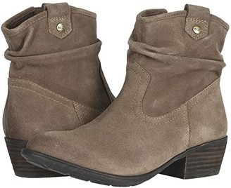 Earth Peak Pioneer (Warm Taupe Premium Cow Suede) Women's Shoes