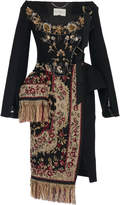 Mary Katrantzou Crusoe Jacquard Coat