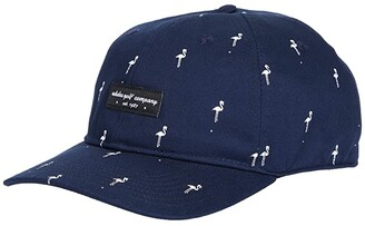adidas Flamingo Hat (Collegiate Navy) Caps